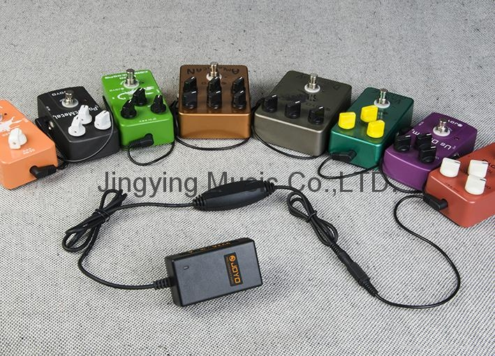 Guitar Effect Pedal POWER SUPPLY 9