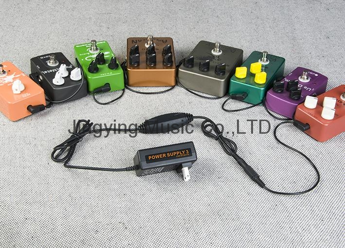 Guitar Effect Pedal POWER SUPPLY 10