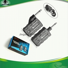Digital Wireless Transmitter and Receiver