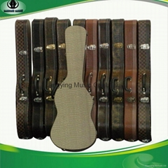 High Quality Leather Guitar Case