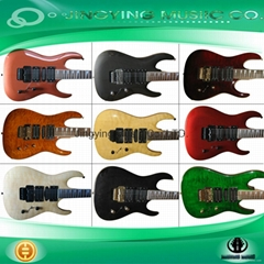 FG-01 Custom Electric Guitar with Various Color