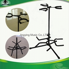 3 Heads Acoustic Guitar Stand
