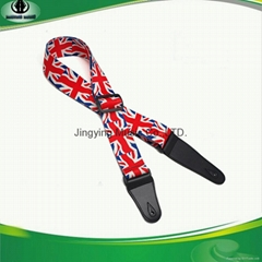 UK Flag Guitar Straps of Guitar Accessories from China