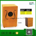 Rhythm instrument suitable for all musical styles Latin Cajon