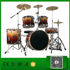 Hot sale New 5 pcs Drum set for sale