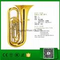 Compensating Valve Tuba,Marching French Horn/Trombone/Mellophone