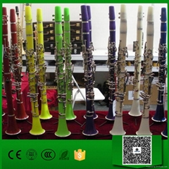 Colorful Clarinets, Wind Instruments