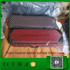 Foam material leather su