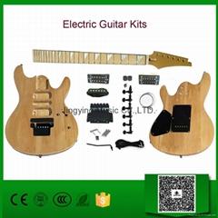 2014 hot sale DIY electric guitar kits