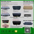 TL Pickups, P90 Soap Bar Single Coil Pickups