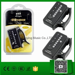 LED display Guitar Tuner