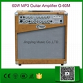 60W MP3 Guitar Amplifier G-60M