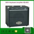 80W Keyboard Amplifier KB-800