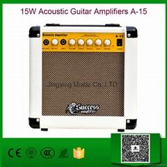 15W Acoustic Guitar Ampl