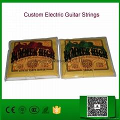 Custom Guitar Strings Electric Guitar String