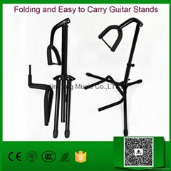 Folding and Easy to Carry Guitar Stands