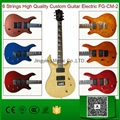 High Quality Custom Electric Guitar FG-CM-2, Any Color is Available