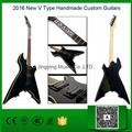 2016 New V Type Handmade Custom Guitar, Very Beautiful Electric Guitar
