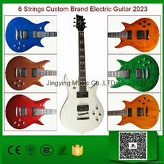 Custom Brand Electric Guitar 2023, Any color is available