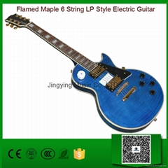 Flamed Maple Electric Gu