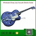 2016 hot sale Jazz Acoustic Electric Guitar/Musical Instrument