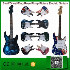 Wholesale 6 Strings Skul