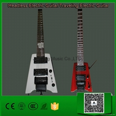 Headless Electric Guitar