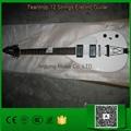 Teardrop 12 Strings Electric Guitar