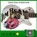 Custom Guitar, Jim Beam Guitar