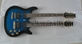 Double Neck Electric Guitar