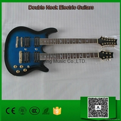 Double Neck Electric Gui