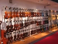 Sell many kinds of musical instruments and accessories.