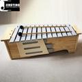 13 Tone Solid Wood Box Body Soprano&Alto&Bass Aluminum Metallophone 4