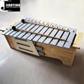13 Tone Solid Wood Box Body Soprano&Alto&Bass Aluminum Metallophone 3