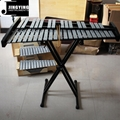 32 Tone Aluminum Metallophone with Stand