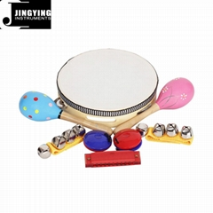 Orff 8PCS Children's Intelligence Toys, Musical Percussion sets for kids