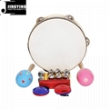 Orff 8PCS Children's Intelligence Toys, Musical Percussion sets for kids 4