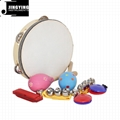 Orff 8PCS Children's Intelligence Toys, Musical Percussion sets for kids 9