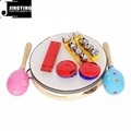 Orff 8PCS Children's Intelligence Toys, Musical Percussion sets for kids 12