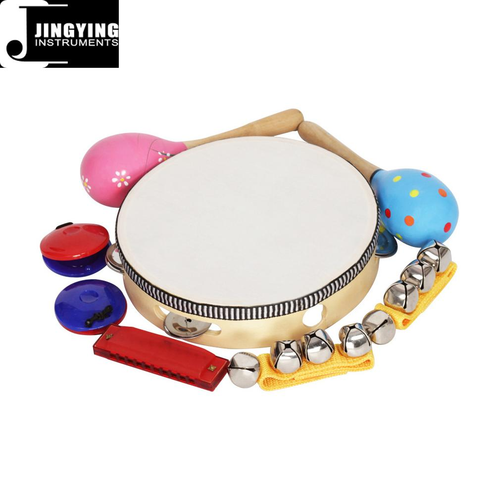 Orff 8PCS Children's Intelligence Toys, Musical Percussion sets for kids 13