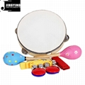Orff 8PCS Children's Intelligence Toys, Musical Percussion sets for kids 14