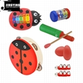 Percussion instrument toy rhythm band