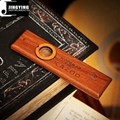 Top Grade Wooden Kazoo with Iron Box
