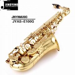 JYAS-E100G Alto Saxophone