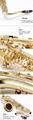 JYTS-2000G  Tenor Saxophone