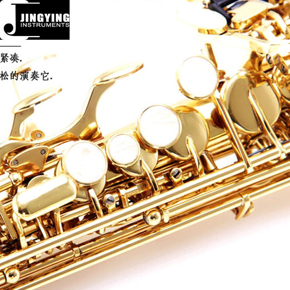 JYSS-2000G Soprano Saxophone 5
