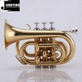JYHT-E100 Entry Model Hand Trumpets