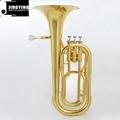 JYBT-E100 entry model Piston Valve Baritone