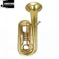 JYTU-E110 entry model 4-Key Tuba