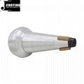 Aluminum Alloy Tenor Trombone Mute